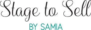 Stage To Sell by Samia